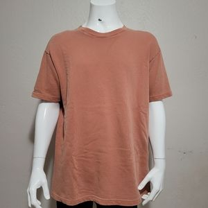 Vintage American Apparel Oversized Tee 'Clay Pot'